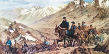 Imagen de la nota '#HistoriaNativa: A 203 años del Cruce de los Andes'