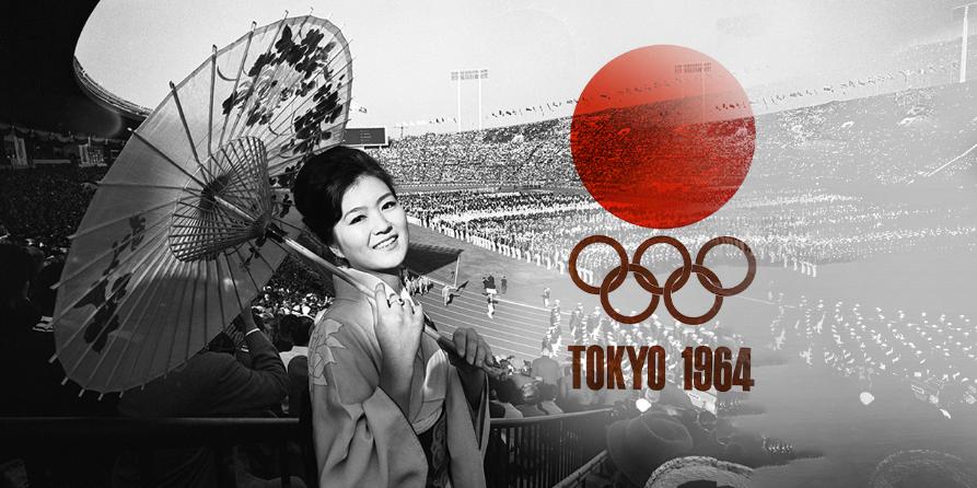 Imagen de la nota 'Tokio 1964 y 2020: Del amateurismo a la sponsorización, de la guerra fría a la pandemia'