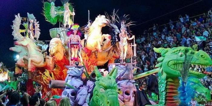 Picture principal - Se viene el Carnaval Virtual de Paso de los Libres
