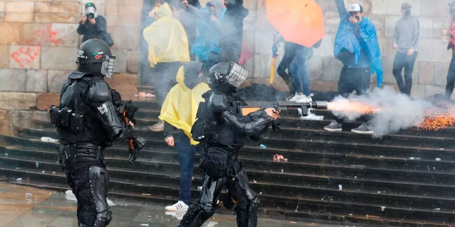 Picture principal - Colombia en llamas: el fin del neoliberalismo será violento