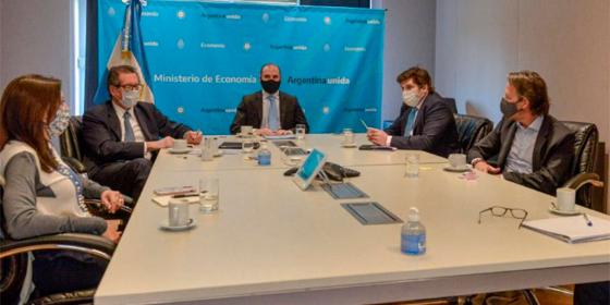 Imagen de la nota 'Hoy concluye la visita del FMI a la Argentina: ¿Qué se llevan de la mesa de negociación?'