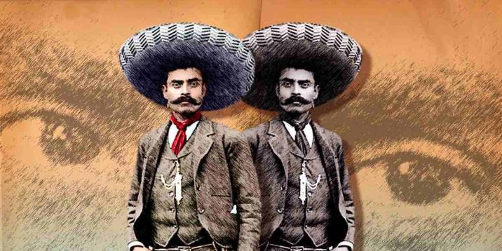 """Picture principal - """"Zapata se queda"""": Un 10 de abril era asesinado el revolucionario Emiliano Zapata"""