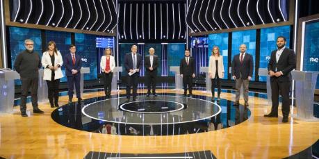 Picture principal - Elecciones en Cataluña: entre la incertidumbre y las extremas medidas sanitarias