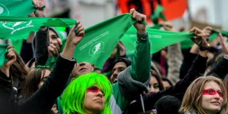 Imagen de la nota 'El mapa de América Latina se empieza a pintar de verde'