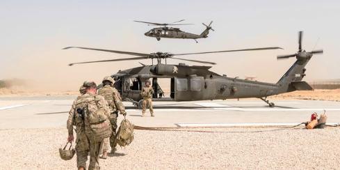 Imagen de la nota 'Afganistán, sin tiempo para la paz'