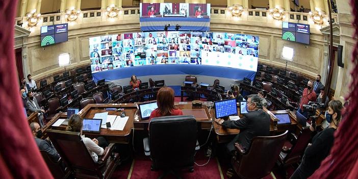 Picture principal - Vuelve el Senado: Consenso Fiscal y financiamiento a la Ciencia en la agenda
