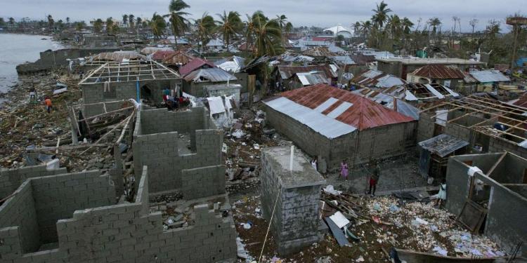 Imagen de la nota 'Haití a 11 años del terremoto: Los cuerpos que murieron nos interrogan'