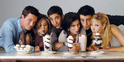 """Picture principal - El programa especial """"Friends: The Reunion"""" hizo furor entre los fanáticos"""
