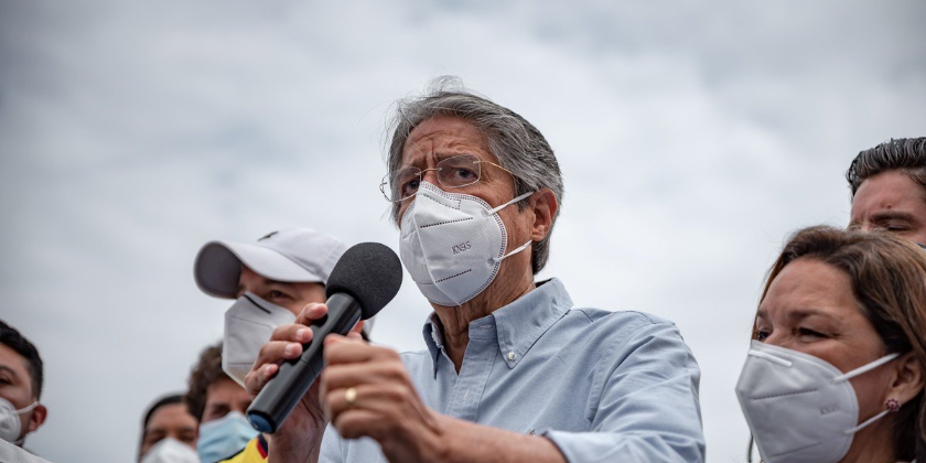 Imagen de la nota 'Ecuador 2021: segunda época plutocrática'