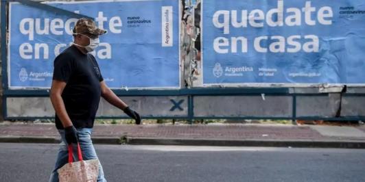 Imagen de la nota '¿Todos adentro?: Una semana full pandemia'