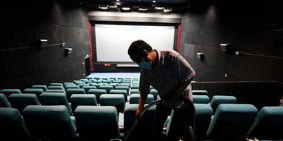 Imagen de la nota 'Consensúan protocolo para la reapertura de salas y complejos cinematográficos'
