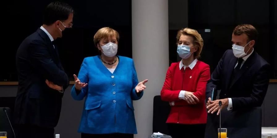 Picture principal - La UE exhibe fracturas por su gestión de la pandemia mientras los casos aumentan