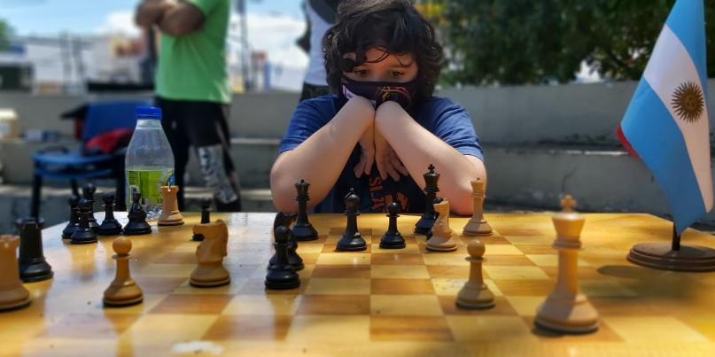 Picture principal - El ajedrez en tiempos de pandemia