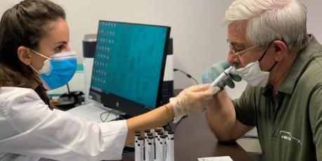 Picture principal - La pérdida del olfato y el gusto puede durar hasta 5 meses después de la infección