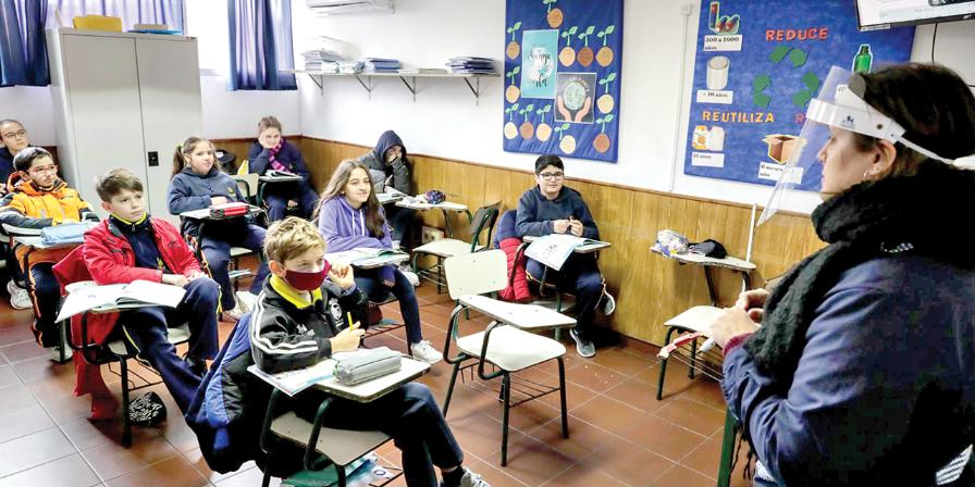 Picture principal - La mercantilización de la educación y los think tanks en Uruguay