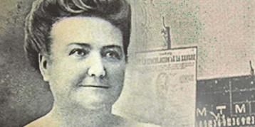 Imagen de la nota 'Cecilia Grierson, la primera médica argentina'
