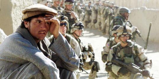 Imagen de la nota 'Afganistán: un libro de contabilidad sombrío'