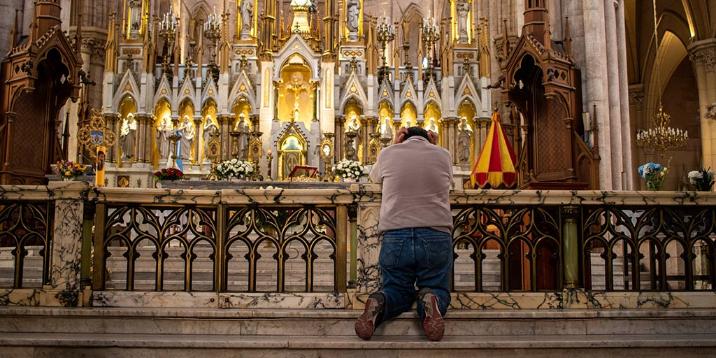Imagen de la nota '¿Qué tiene que ver el celibato con la economía de la Iglesia?'