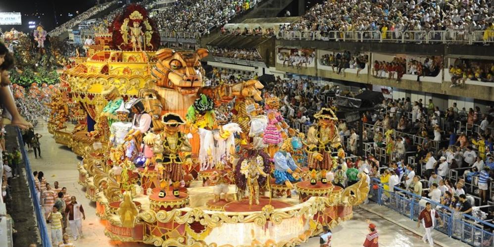 Picture principal - A causa de la pandemia, el Carnaval de Río de Janeiro fue cancelado