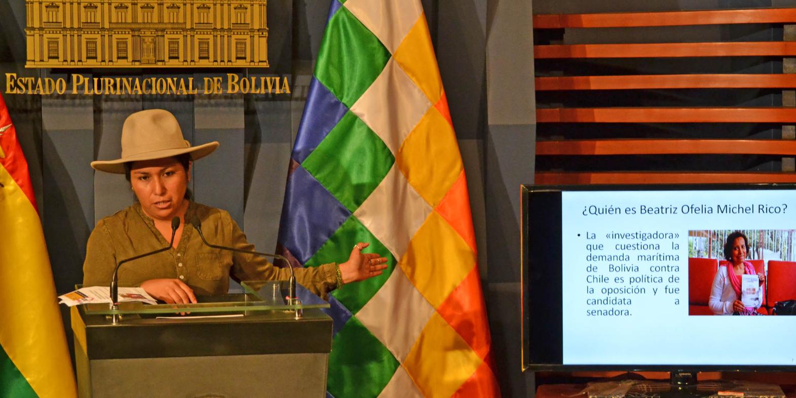 Picture principal - Bolivia: Otra nueva conspiración mediática