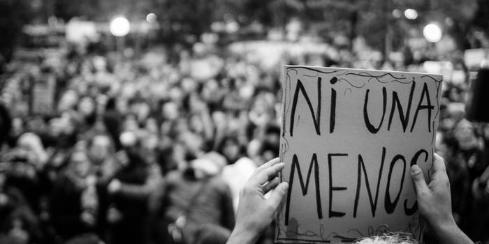 Imagen de la nota 'Ovario Parlante: Ni Una Menos, Nunca más'