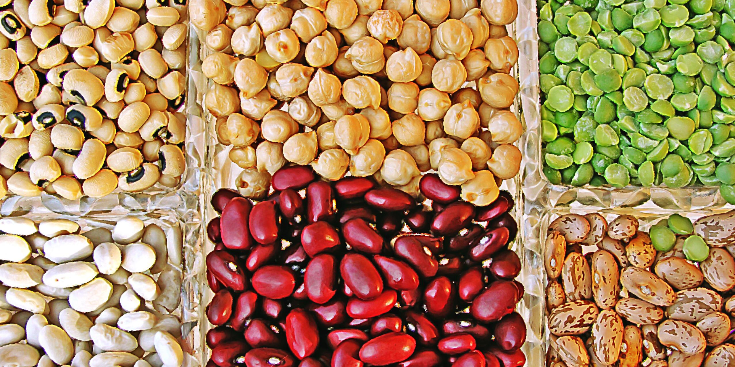 Picture principal - Las mejores recetas hechas con legumbres