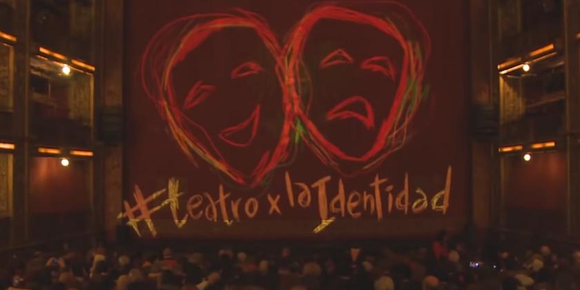 """Imagen de la nota '""""Identicos"""" teatro para buscarnos'"""