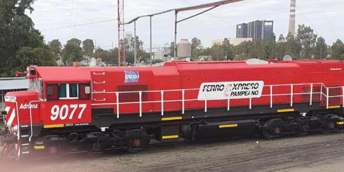 Imagen de la nota 'FerroExpreso Pampeano: una empresa que enterró bidones de agrotóxicos y será multada'