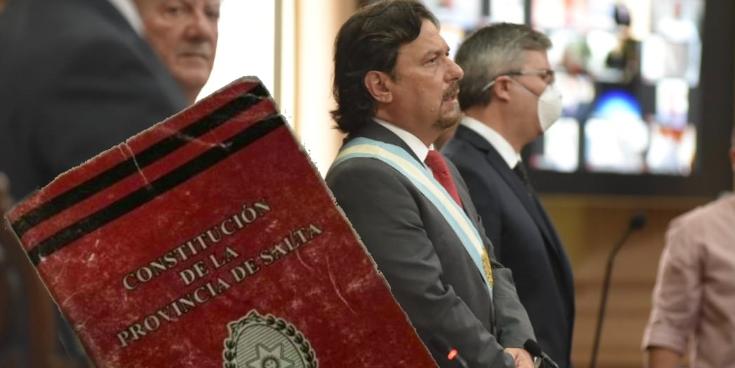 Imagen de la nota 'Salta comenzó la Convencional Constituyente: las intenciones para reformar la Constitución'