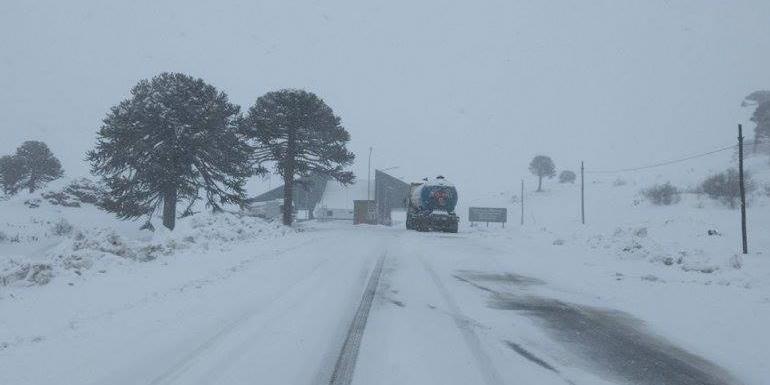Imagen de la nota 'Neuquén: emergencia por efectos del temporal '