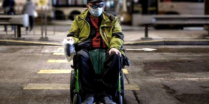 Imagen de la nota 'Personas con discapacidad, las y los invisibilizados con y sin pandemia'
