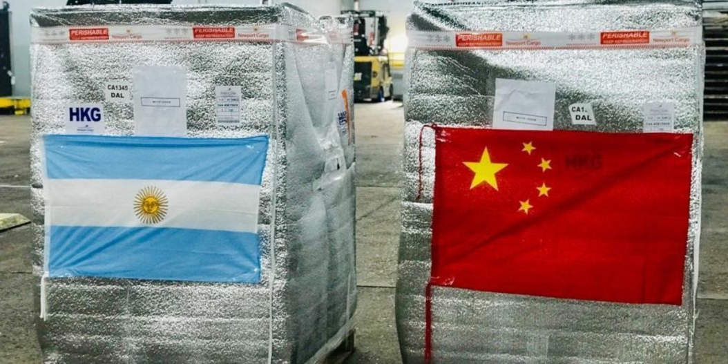 Imagen de la nota 'China, un aliado indispensable en tiempos de pandemia '