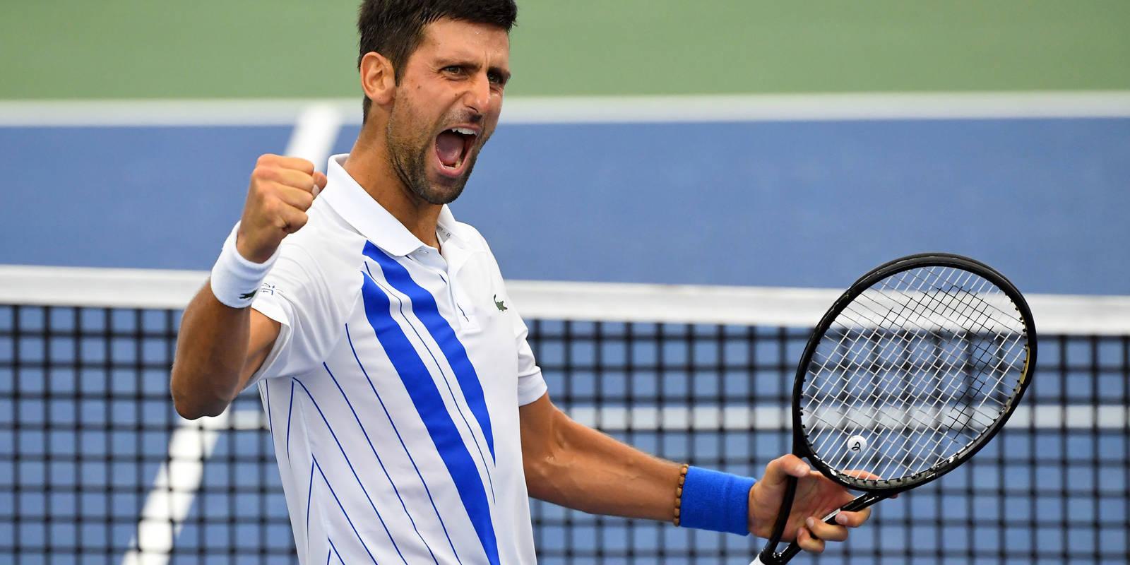 Picture principal - De la mano Djokovic, los tenistas se lanzan a la conquista de un sindicato
