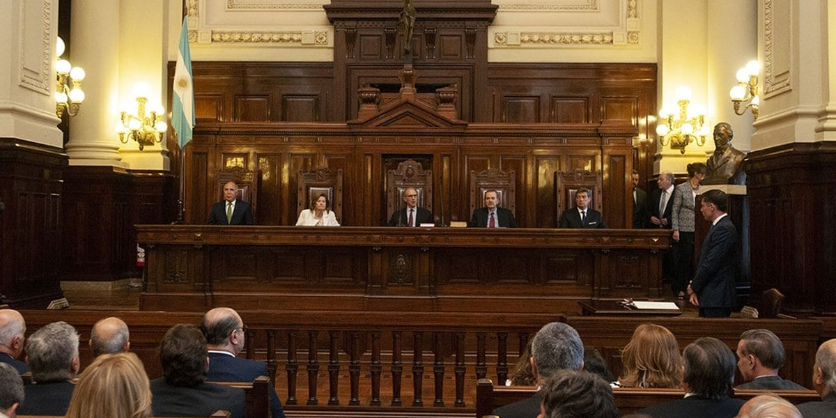 Imagen de la nota 'Un intento laudable, a la espera de una reforma integral del sistema de justicia'