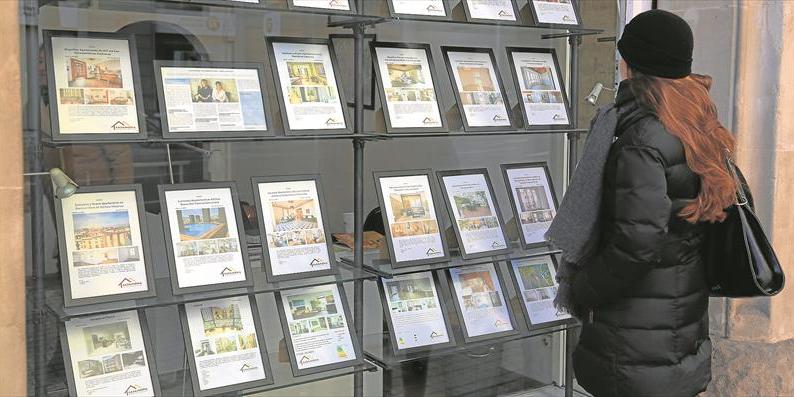Imagen de la nota 'A pesar de la ley: Durante el 2020 los alquileres registraron la mayor suba en ocho años'