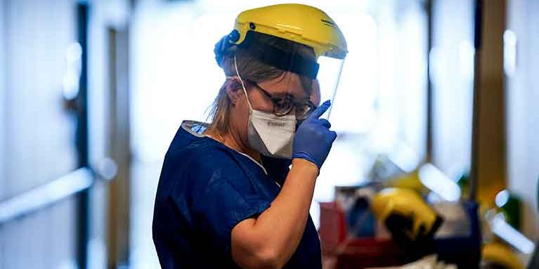 Imagen de la nota 'El impacto de la pandemia en la economía del mundo'