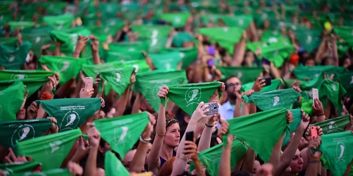 Imagen de la nota '500mil abortos por año y un grito verde que no se calla: el aborto legal es urgente'