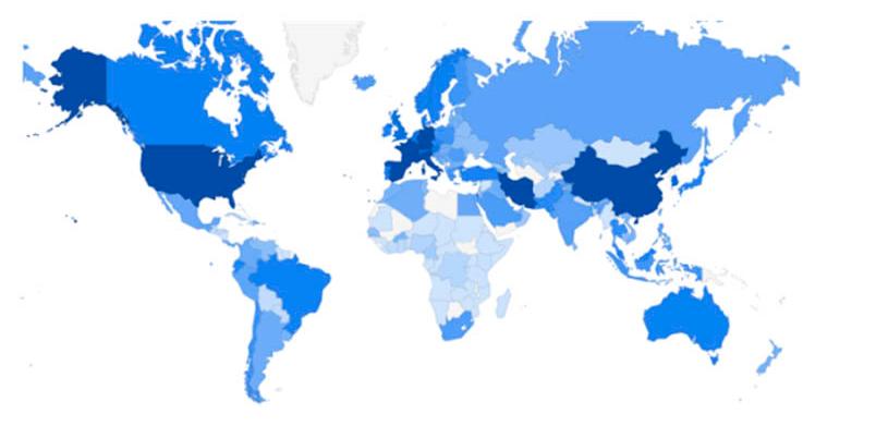 Imagen de la nota 'Informe: Mapa global del Coronavirus'