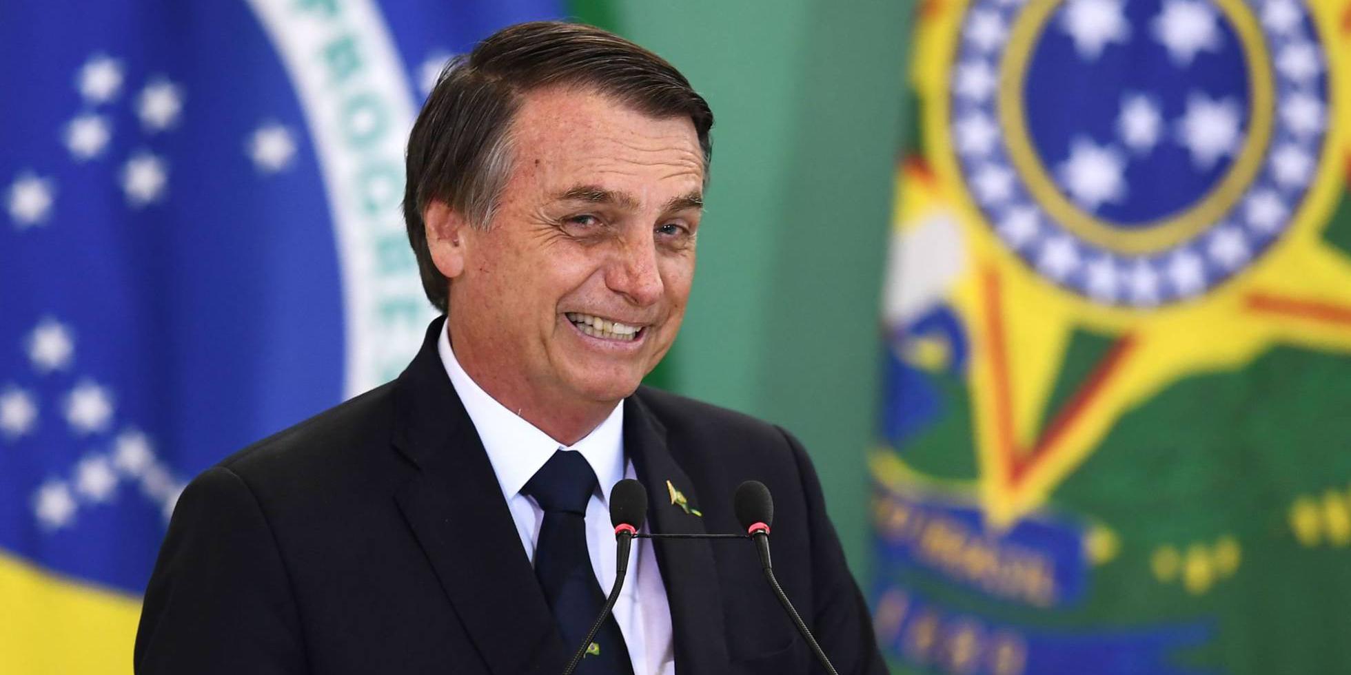 Imagen de la nota 'Jair Bolsonaro contra las medidas de prevención del coronavirus'