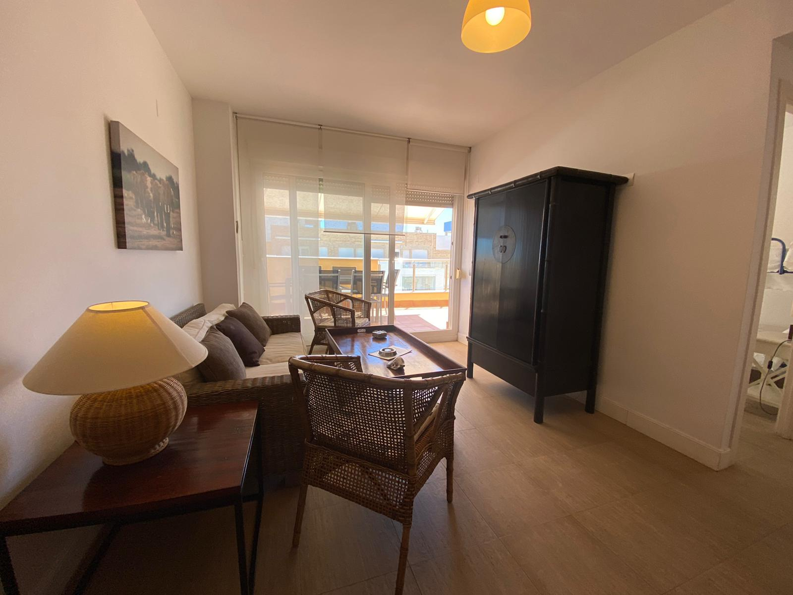 Imagen 16 del Apartamento Turístico, Ático 7 Poniente (3d+2b), Punta del Moral (HUELVA), Paseo de la Cruz nº22