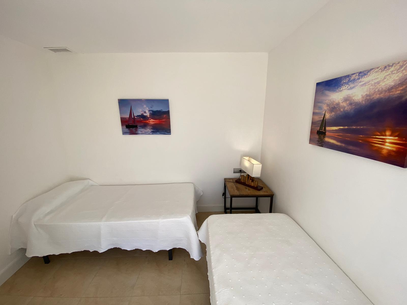 Imagen 23 del Apartamento Turístico, Ático 7 Poniente (3d+2b), Punta del Moral (HUELVA), Paseo de la Cruz nº22