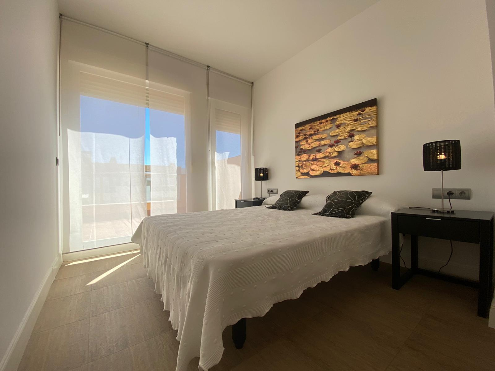 Imagen 7 del Apartamento Turístico, Ático 7 Poniente (3d+2b), Punta del Moral (HUELVA), Paseo de la Cruz nº22