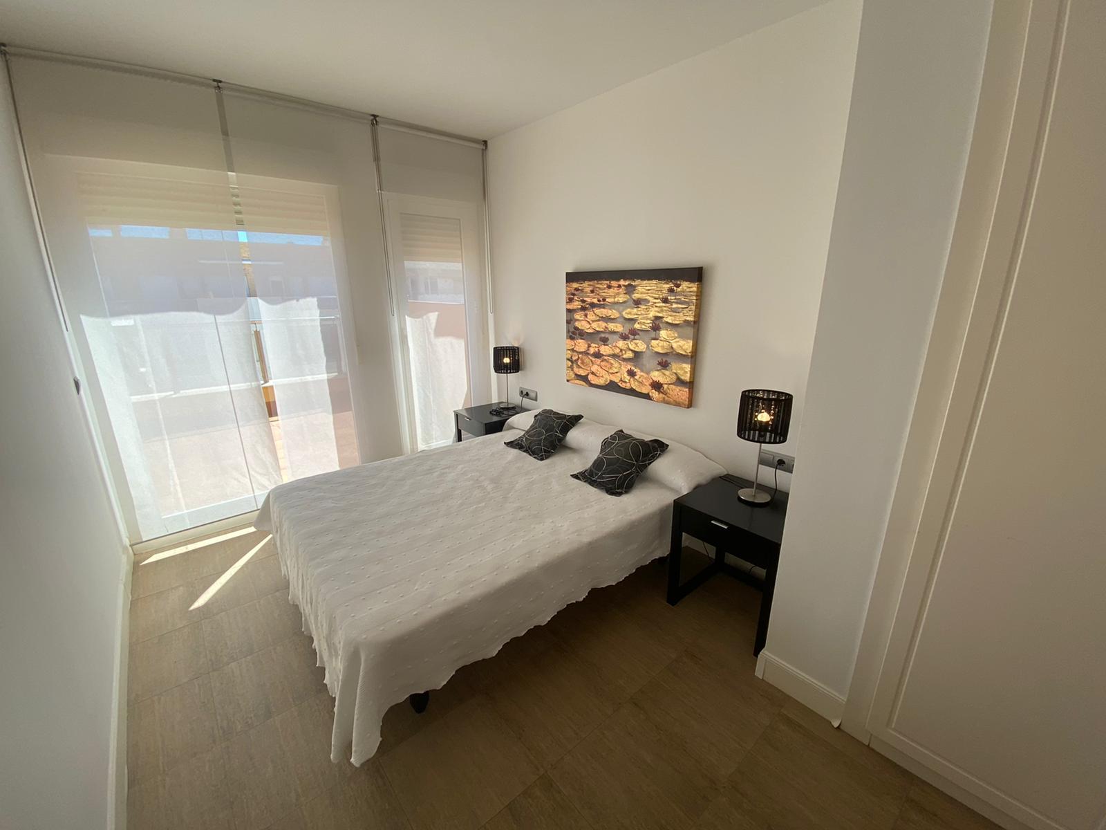 Imagen 9 del Apartamento Turístico, Ático 7 Poniente (3d+2b), Punta del Moral (HUELVA), Paseo de la Cruz nº22