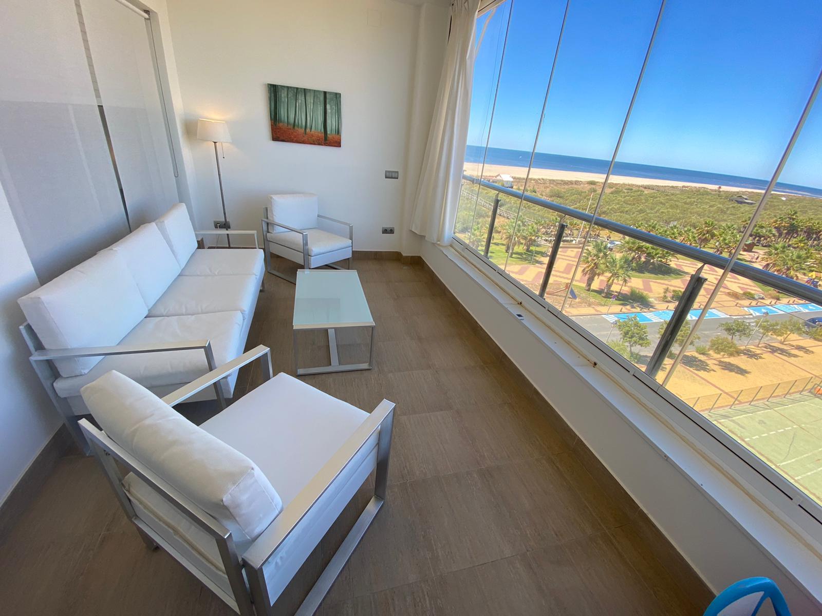Imagen 14 del Apartamento Turístico, Ático 1 Poniente (3d+2b), Punta del Moral (HUELVA), Paseo de la Cruz nº22