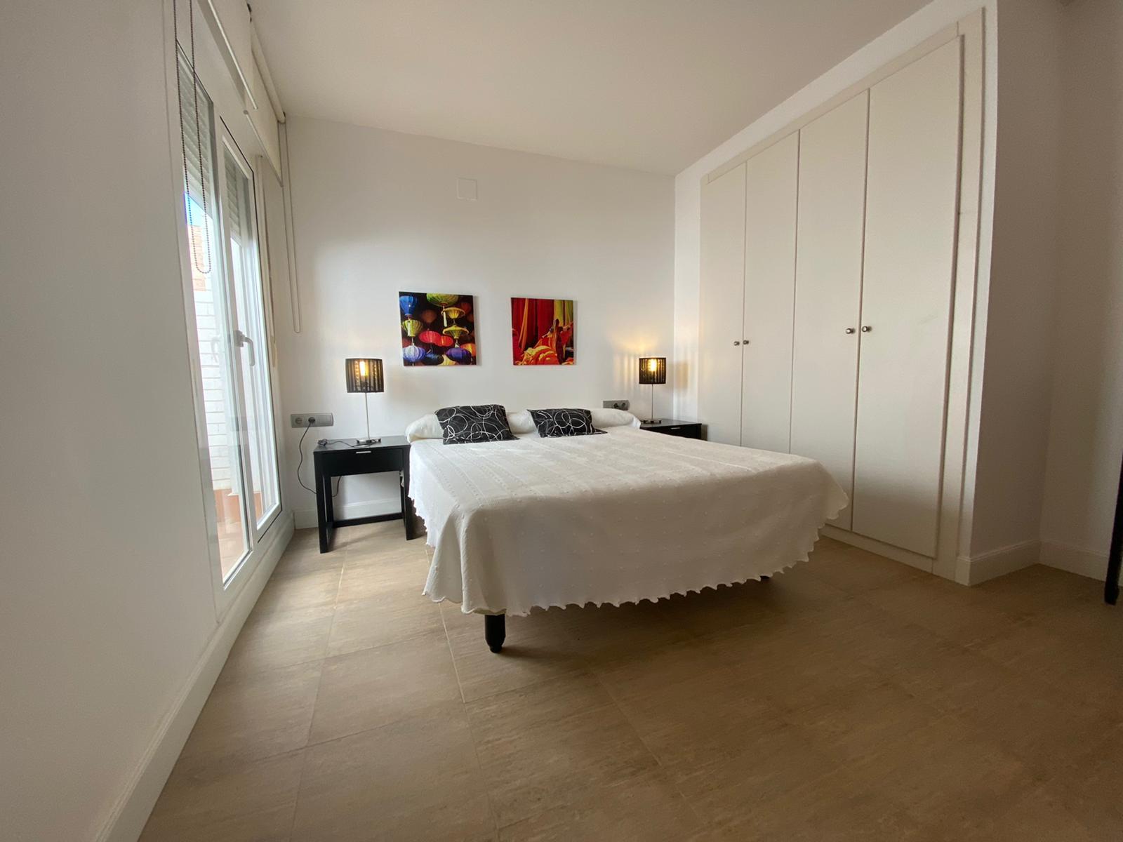 Imagen 16 del Apartamento Turístico, Ático 1 Poniente (3d+2b), Punta del Moral (HUELVA), Paseo de la Cruz nº22