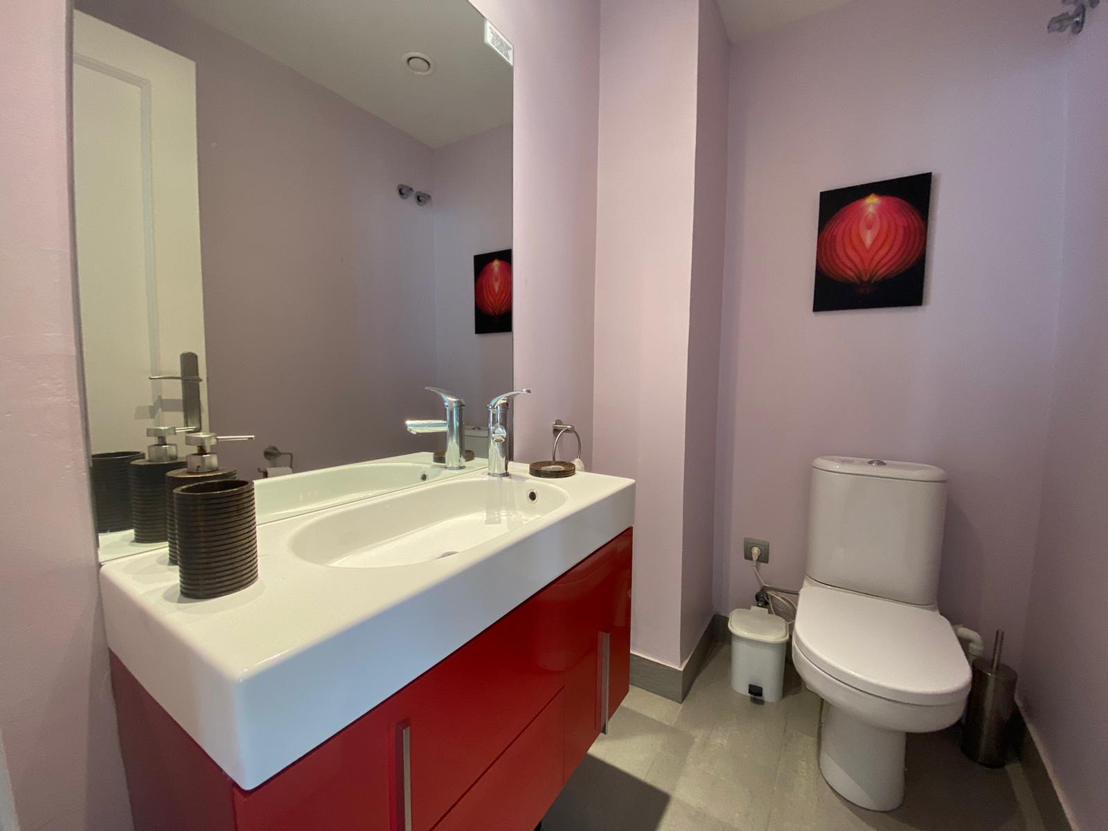 Imagen 21 del Apartamento Turístico, Ático 1 Poniente (3d+2b), Punta del Moral (HUELVA), Paseo de la Cruz nº22