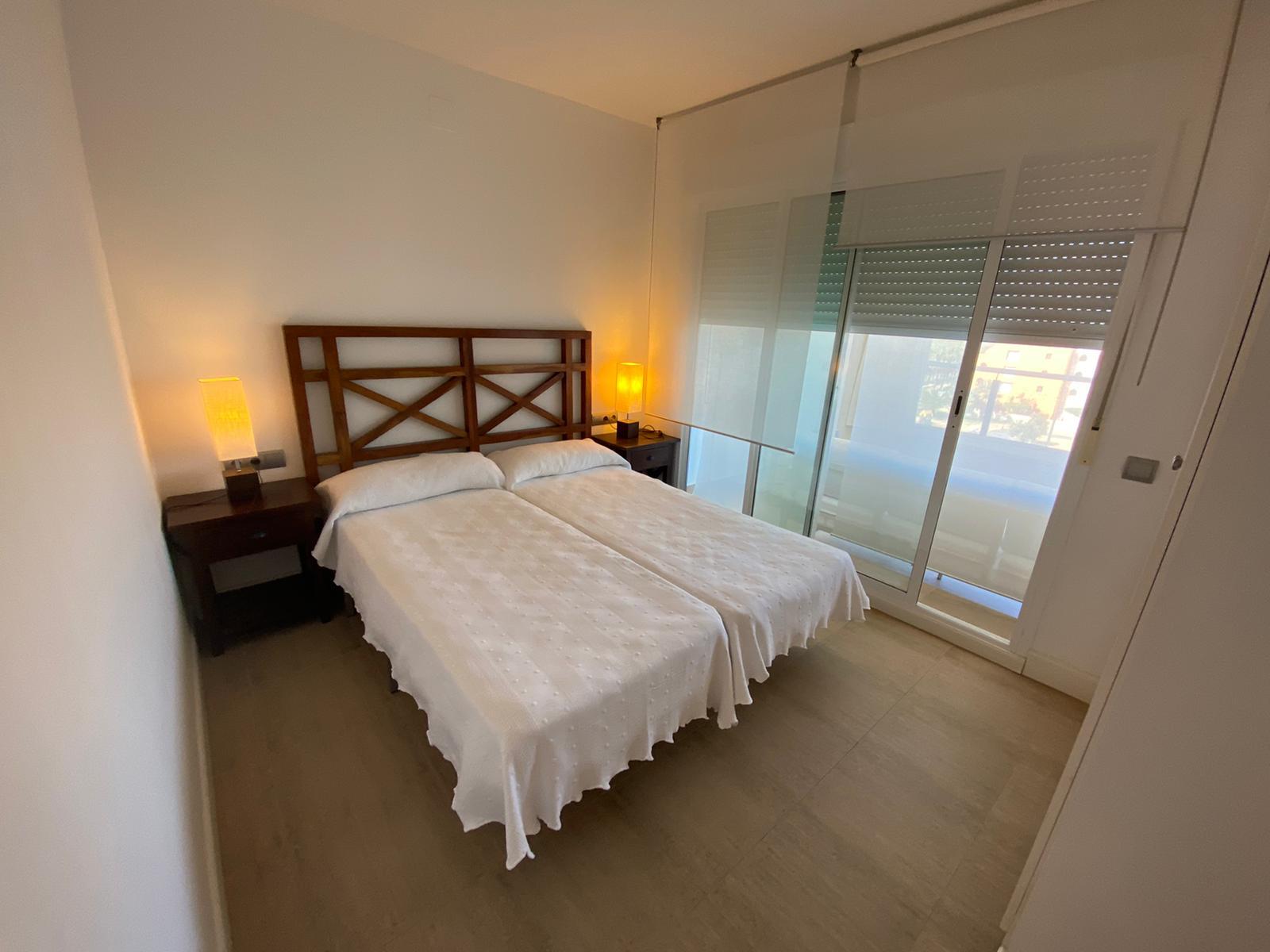 Imagen 26 del Apartamento Turístico, Ático 1 Poniente (3d+2b), Punta del Moral (HUELVA), Paseo de la Cruz nº22