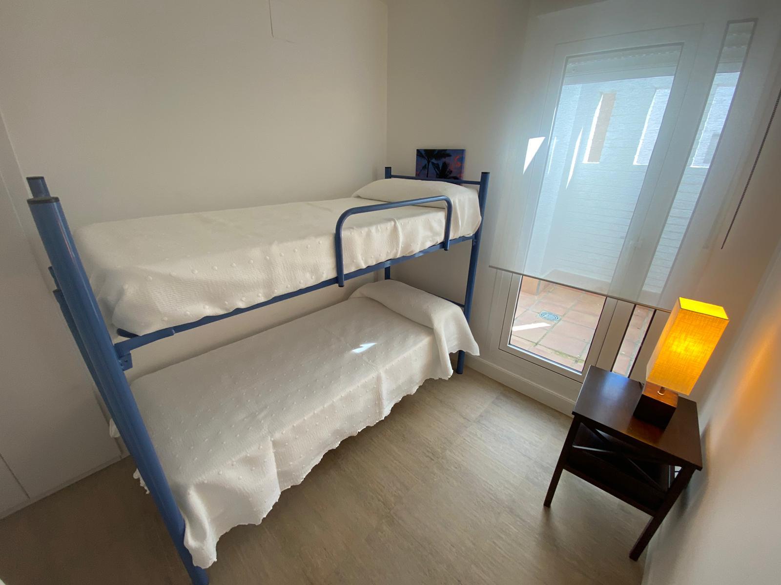 Imagen 34 del Apartamento Turístico, Ático 1 Poniente (3d+2b), Punta del Moral (HUELVA), Paseo de la Cruz nº22