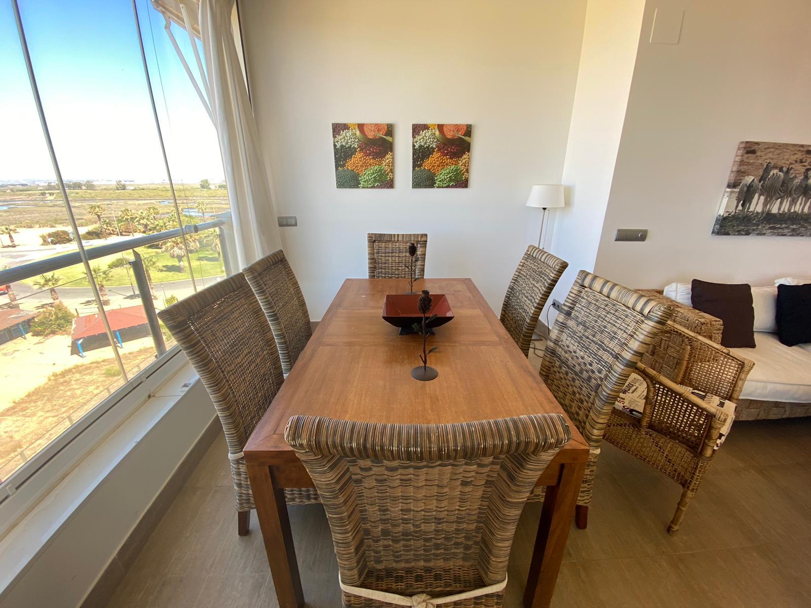Imagen 4 del Apartamento Turístico, Ático 1 Poniente (3d+2b), Punta del Moral (HUELVA), Paseo de la Cruz nº22