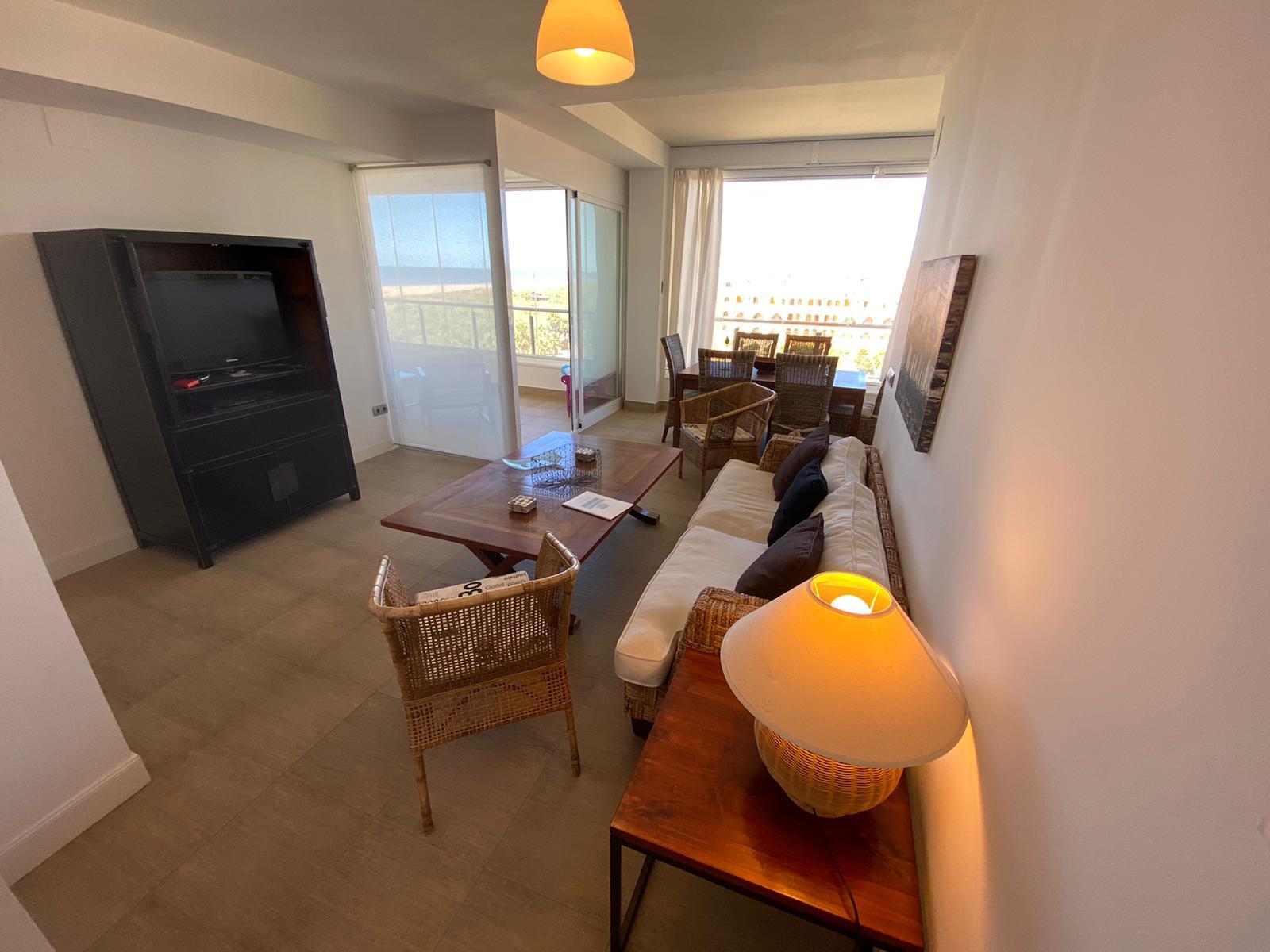 Imagen 9 del Apartamento Turístico, Ático 1 Poniente (3d+2b), Punta del Moral (HUELVA), Paseo de la Cruz nº22